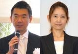 大渕愛子弁護士の懲戒処分に見解を述べた橋下徹弁護士(左) (C)ORICON NewS inc.