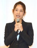 着手金不当受領を認め謝罪した大渕愛子弁護士 (C)ORICON NewS inc.