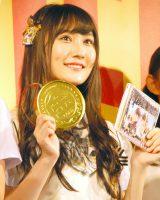 NMB48新曲「僕はいない」発売記念イベントに出席したNGT48・矢倉楓子 (C)ORICON NewS inc.
