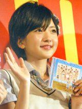 NMB48新曲「僕はいない」発売記念イベントに出演した須藤凜々花 (C)ORICON NewS inc.