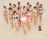 矢倉楓子が別枠扱いとなったNMB48のアーティスト写真