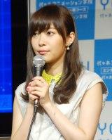 代々木アニメーション学院プロデューサーによるパネルディスカッションに参加したHKT48・指原莉乃 (C)ORICON NewS inc.