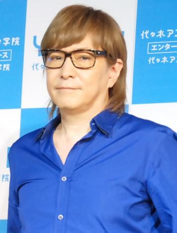 代々木アニメーション学院プロデューサーによるパネルディスカッションに参加した小室哲哉 (C)ORICON NewS inc.