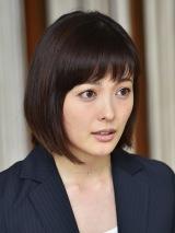 ドラマスペシャル 湊かなえサスペンス『望郷』「海の星」に出演する平山あや(C)テレビ東京