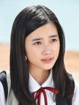 ドラマスペシャル 湊かなえサスペンス『望郷』「雲の糸」に出演する井頭愛美(C)テレビ東京