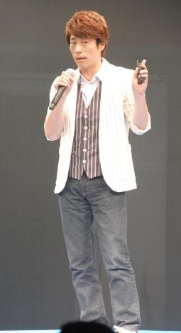 トークイベント『スタディサプリLIVE』に出演した田村淳 (C)ORICON NewS inc.