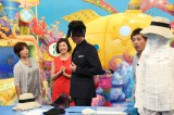 関西テレビ・フジテレビ系『ニッポンのぞき見太郎』(毎週火曜 後9:00)に出演する要潤(中央) (C)関西テレビ