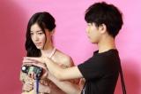 自身の恋愛や結婚について夢を語ったSKE48の松井珠理奈(C)AKBラブナイト製作委員会