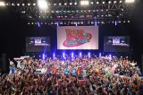 『TOKYO IDOL FESTIVAL 2016』、ステージと観客が一体に