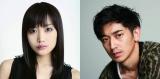 映画『リングサイド・ストーリー』でW主演する(左から)佐藤江梨子、瑛太