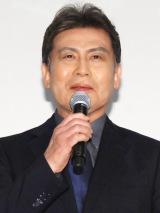 映画『ジャングル・ブック』舞台あいさつイベントに出席した松本幸四郎 (C)ORICON NewS inc.