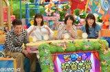 (左から)佐藤隆太、西野七瀬、生駒里奈、高山一実