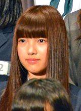 欅坂46の1期生となる上村莉菜 (C)ORICON NewS inc.