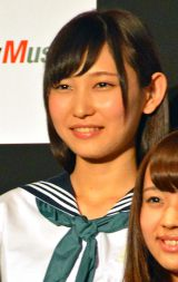 欅坂46の1期生となる志田愛佳 (C)ORICON NewS inc.