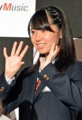 欅坂46の1期生となる米谷奈々未 (C)ORICON NewS inc.
