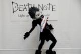 映画『デスノート Light up the NEW world』(10月29日公開)スペシャルイベントに登壇した死神・リューくん
