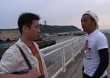 関西テレビ・フジテレビ系バラエティー『『村上マヨネーズのツッコませて頂きます!』 の1時間スペシャルに出演する(左から)唐澤くん、アディ男