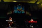 サウンド、ビジュアル共に異彩を放つジャズピアニスト・高木里代子、DJ KOOとコラボレーションした新曲を披露 (C)ORICON NewS inc.