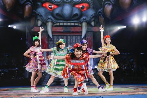 ももクロ恒例のXmasライブ 今年は幕張メッセでの開催が決定 photo by HAJIME KAMIIISAKA+Z