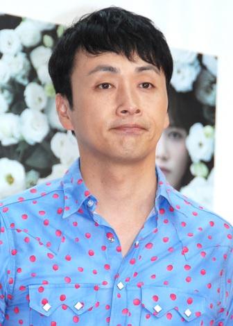 映画『少女』スペシャルトークショーに出席したアンジャッシュ・児嶋一哉 (C)ORICON NewS inc.