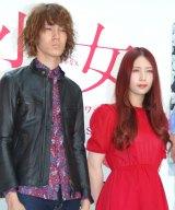 映画『少女』スペシャルトークショーに出席したGLIM SPANKY (C)ORICON NewS inc.