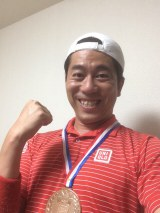 錦織圭選手スタイルで銅メダルを祝福したキャベツ確認中・しまぞうZ