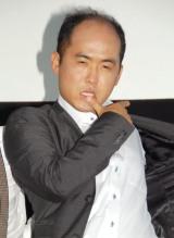 映画『秘密』<裏第九>お披露目イベントに出席したトレンディエンジェル・斎藤司 (C)ORICON NewS inc.