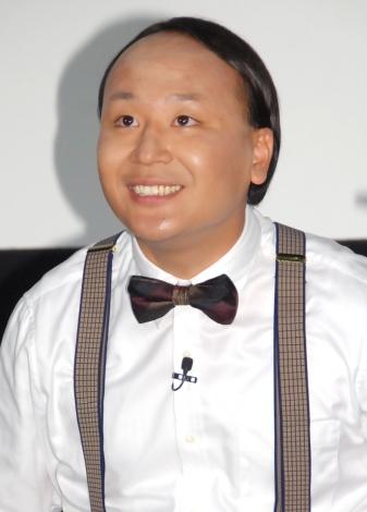 メガネを取ったたかし=映画『秘密』<裏第九>お披露目イベント (C)ORICON NewS inc.