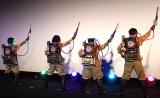 """ユニットとして""""最初で最後のステージ""""=映画『ゴーストバスターズ』日本語吹き替え版3D特別上映会の模様 (C)ORICON NewS inc."""