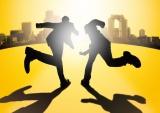 佐々木蔵之介&横山裕W主演『破門 ふたりのヤクビョーガミ』(C)2017「破門 ふたりのヤクビョーガミ」製作委員会