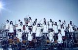 デビュー曲から2作連続で1位を獲得した欅坂46