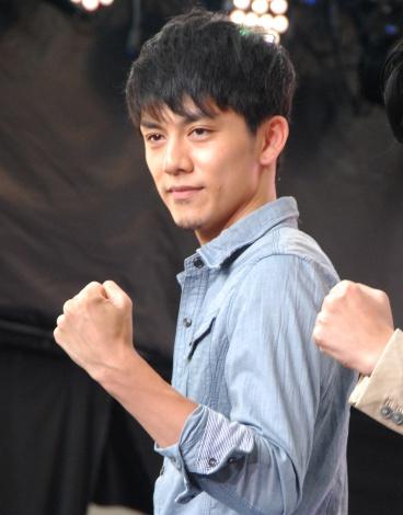 映画『Bros.マックスマン』のトークショーに出席した青木玄徳(C)ORICON NewS inc.