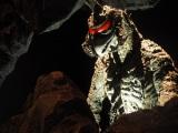 『大ゴジラ特撮王国 YOKOHAMA』で展示されている『ゴジラ FINAL WARS』(2004年)ミイラガイガン (C)ORICON NewS inc.