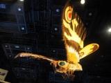 『大ゴジラ特撮王国 YOKOHAMA』で展示されている『ゴジラ×モスラ×メカゴジラ 東京SOS』(2003年)モスラ(成虫) (C)ORICON NewS inc.