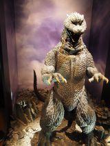 『大ゴジラ特撮王国 YOKOHAMA』で展示されている『ゴジラ FINAL WARS』(2004年)のゴジラ (C)ORICON NewS inc.