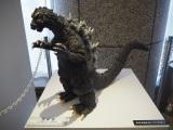 『大ゴジラ特撮王国 YOKOHAMA』で展示されている『ゴジラ VS モスラ』(1964年)ゴジラ(C)ORICON NewS inc.