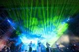 「RISING SUN ROCK FESTIVAL 2011 in EZO」に登場したサカナクション (C)森リョータ