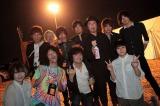 「RISING SUN ROCK FESTIVAL 2011 in EZO」に登場した、「RISING SUN」との共同企画「ZOOMYプロデュース」の応援したい道産子ロック・バンドのメンバー (C)柴田恵理