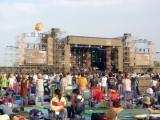 RISING SUN ROCK FESTIVAL 2011 in EZOのステージ