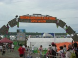 『RISING SUN ROCK FESTIVAL 2012 IN EZO』の模様