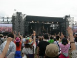 会場風景=『RISING SUN ROCK FESTIVAL 2013 in EZO』