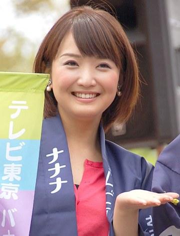 『テレビ東京フェスティバル』オープニングセレモニーに出席した白石小百合アナウンサー (C)ORICON NewS inc.