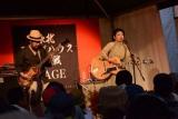 T字路s=『RISING SUN ROCK FESTIVAL 2014 in EZO』(撮影:久保憲司)