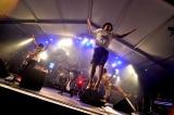 キュウソネコカミ=『RISING SUN ROCK FESTIVAL 2014 in EZO』(撮影:小川舞)