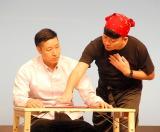 『幕張芸人チーム名襲名披露公演』に出演したチョコレートプラネット (C)ORICON NewS inc.