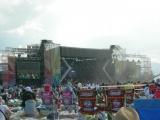 『RISING SUN ROCK FESTIVAL 2015 in EZO』サンステージ