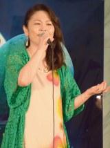 映画『アーロと少年』の日本版エンドソング「Best Friend 〜Mother Earth Version〜」を披露したKiroro・玉城千春 (C)ORICON NewS inc.