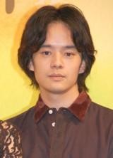 映画『だれかの木琴』完成披露プレミア試写会に出席した池松壮亮 (C)ORICON NewS inc.