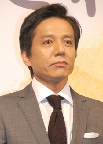 映画『だれかの木琴』完成披露プレミア試写会に出席した勝村政信 (C)ORICON NewS inc.