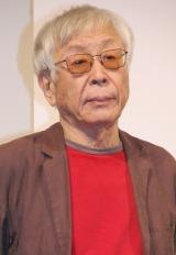 映画『だれかの木琴』完成披露プレミア試写会に出席した東陽一監督 (C)ORICON NewS inc.
